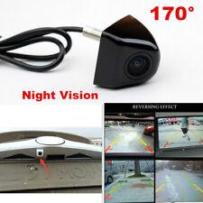 170° HD Car Truck Rear View Reverse Back Up Camera Kit Waterproof Night Vision