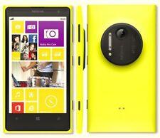 Nokia Lumia 1020 64 Go Caméra 41MP Windows Mobile Smartphone JAUNE Débloqué