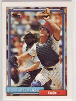1992 Topps Baseball Chicago Cubs Team Set