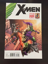 X-men #30 2012 Marvel 1:25 Mike Perkins Variant Cover NM Unread