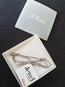 s.Oliver Jewel Armkette 18 cm Silber 925