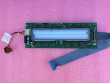 Flip Alphanumeric Fluorescent Display 03601-03-080/S