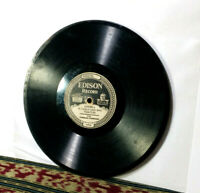 Charles Harrison: If I Could Look Into Your Eyes, 1927 Edison 78RPM - RARE
