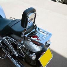 TRIUMPH Thunderbird 1600 1700 de alta calidad de Rack de cromo Manillar Sissy Bar Respaldo +