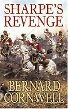 BERNARD CORNWELL __ SHARPE'S REVENGE ___ BRAND NEW __ UK FREEPOST