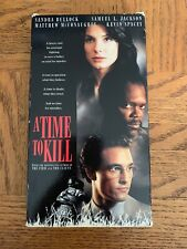 A Time To Kill VHS