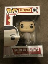MR BEAN IN PAJAMAS - Funko Pop! TV  #786 Mint In Uk