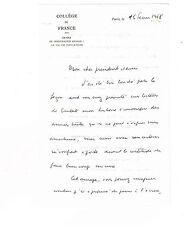 L'ECONOMISTE ALFRED SAUVY ET SON HISTOIRE ECONOMIQUE DE LA FRANCE DES ANNEES 30