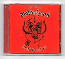 CD / MOTÖRHEAD - THE BEST OF DEAF FOREVER / 20 TITRES ALBUM 1998 COMME NEUF