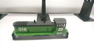 Athearn HO Train Burlington Northern SW1000 Diesel Locomotive Replacement Shell
