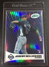 2011 eTopps #19 Jeremy Hellickson RC Rays Baseball #142/749 In-Hand FREE SHIP ⚾️
