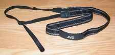 Genuine JVC Black & Gray Nylon Strap For Camcorder / Digital Camera **READ**