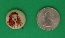 Kellogg's Pep Pin Brenda Starr 1946 Comic Strip Series Famous Artists Syn B