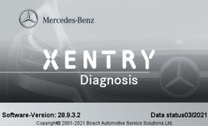 Xentry Passthru 06 2021 J2534 Openport Autel  06.2021