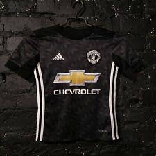 Manchester United Jersey Away shirt 2017 - 2018 Adidas AZ7572 Size Young XS