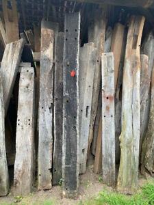 Fachwerkbalken Eiche aus Rückbau 225 x 17 x 14 cm