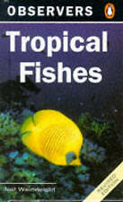 Observer's Book of Tropical Fishes 1987 edition