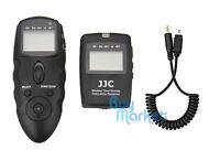 JJC WT-868 Wireless Timer Remote w CABLE M for NIKON D7500 D7200 D5500 D750 etc.