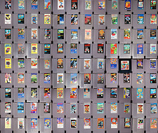 10 Game lot Nintendo Entertainment System (NES) **CART ONLY GAMES WILL VARY**