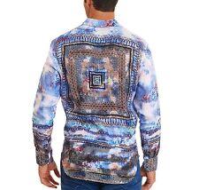 Robert Graham 'The Tribe' Linen Sport Shirt Size XL $290