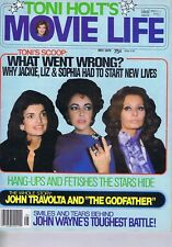 JACKIE KENNEDY / LIZ TAYLOR / SOPHIA LORENToni Holt's Movie LifeMay1979