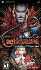 Castlevania: The Dracula X Chronicles  PSP Game