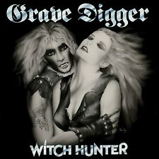 Grave Digger - Witch Hunter CD New/Sealed Deluxe Expanded Edition