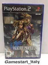 VALKYRIE PROFILE 2 SILMERIA - SONY PS2 PLAYSTATION 2 - NEW SEALED PAL VERSION