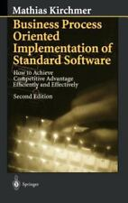 Business Process Oriented Implementation of Standard Software : How to...