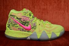 uk availability 5eb95 a5fd2 CLEAN NIKE Kyrie 4 Confetti Multicolor Basketball Shoes 943806-900 Size 4.5