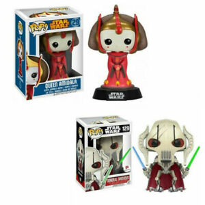 Funko Pop Star Wars General Grievous #129 Vinyl Action Figure Toys Xmas Gift UK