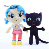 True And The Rainbow Kingdom Plush Toy Bartleby Cat & True Stuffed Doll Cute