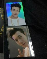 Rare Super junior Donghae Eunhyuk style Japan tour official photocard super show