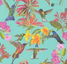 EUR 2,34/qm / Tapete Vögel Tropical Bunt / P+S 02482-10 Vliestapete Floral Vögel
