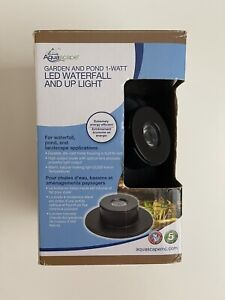 Aquascape Garden And Pond 1-watt Led Waterfall And Up Light