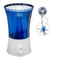 Vaporizzatore nebulizzatore 3 velocit� adattabile a ventilatore piantana 2690