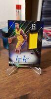 2017-18 Kyle Kuzma Spectra RPA Rookie Patch Auto 161/299 Lakers Rc