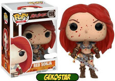 Red Sonja sanglante-Funko Pop Vinyl