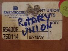 "DUFF-NORTON 750114 Rotary Union 1"" NPT Stainless Steel R5400P"