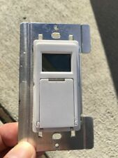 120-Volt 7-Day In-Wall Single Pole Digital Timer Toggle Switch for Lights