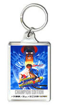 STREET FIGHTER 2 CHAMPION EDITION ARCADE KEYRING LLAVERO