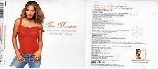 Toni Braxton Featuring Shaggy	Christmas In Jamaica 3-track jewel case	MAXI CD