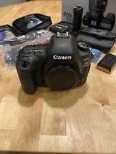 Canon EOS 5D Mark IV 30.4MP DSLR Camera (Body Only) w/ Extras, Low Shutter Count