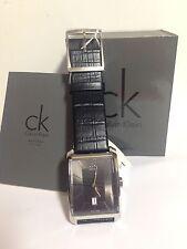 Calvin Klein K2m21120 Orologio Donna Quarzo Cinturino Pelle