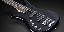 Warwick Rockbass CORVETTE BASIC 4 BLACK fretted left