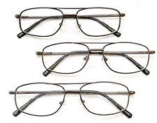 (6 PACK) +1.25 Magnivision /Foster Grant BIFOCAL Reading Glasses MINOR BLEMISHES