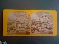 STC321 Exposition Universelle 1867 Travail Algérie photo stereoview albumen