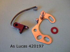 Classic Car Contact Set as Lucas 420197 DM6 Austin A95 A105 Princess Healey