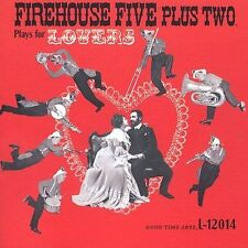 The Firehouse Five Plus Two Plays for Lovers by The Firehouse Five Plus Two (CD,