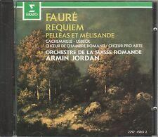 Armin Jordan CD FAURE REQUIEM